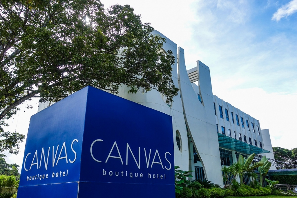 Canvas Boutique Hotel, Philippines