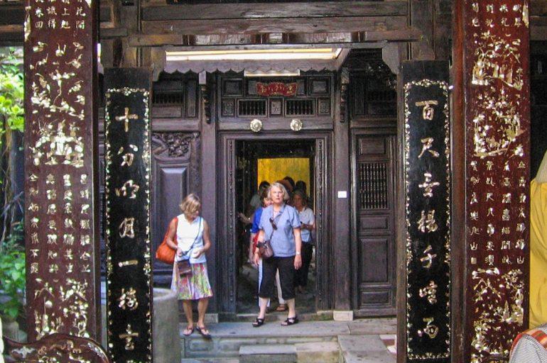 Tan Ky Old House Hoi An Vietnam