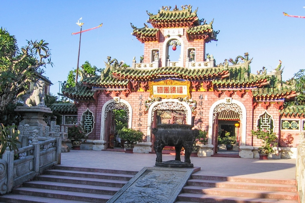 Fujian Assembly Hall, Hoi An, Vietnam