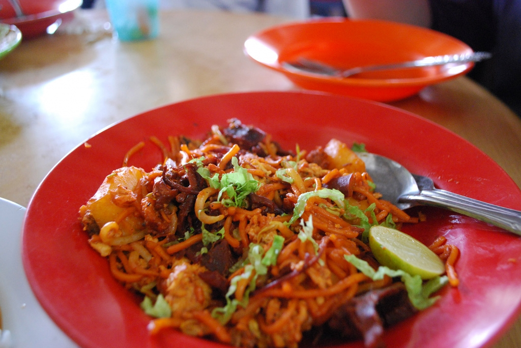 Mamak mee goreng, Seng Lee Cafe