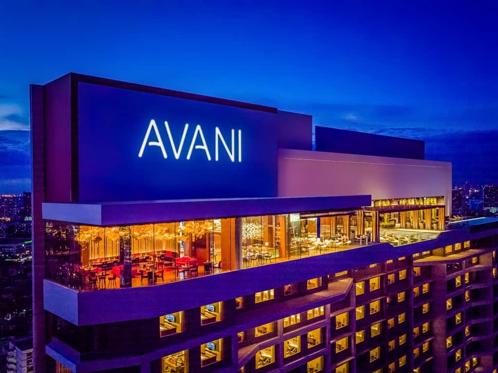 Avani Riverside Bangkok and Attitude Bar