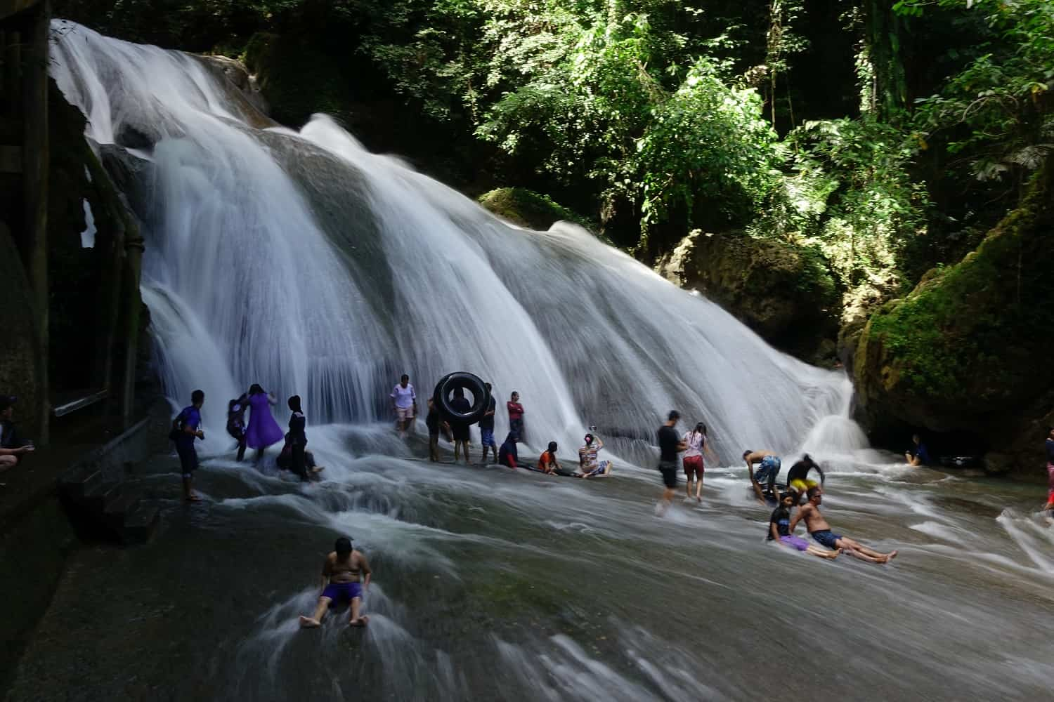 Bantimurung waterfall, Makassar