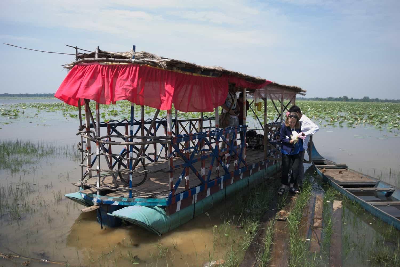 Pol Pot Baray, Banteay Chhmar, Cambodia