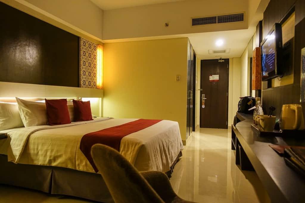 Guestroom, Atria Magelang, Indonesia