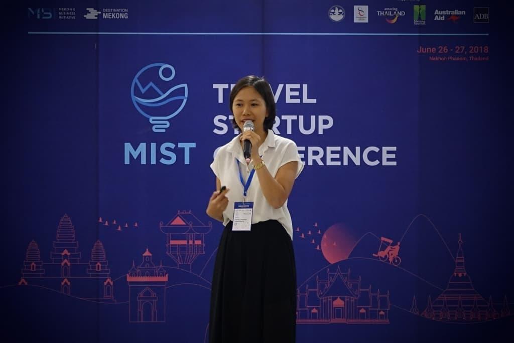 GoExplore CEO Huong Nguyen