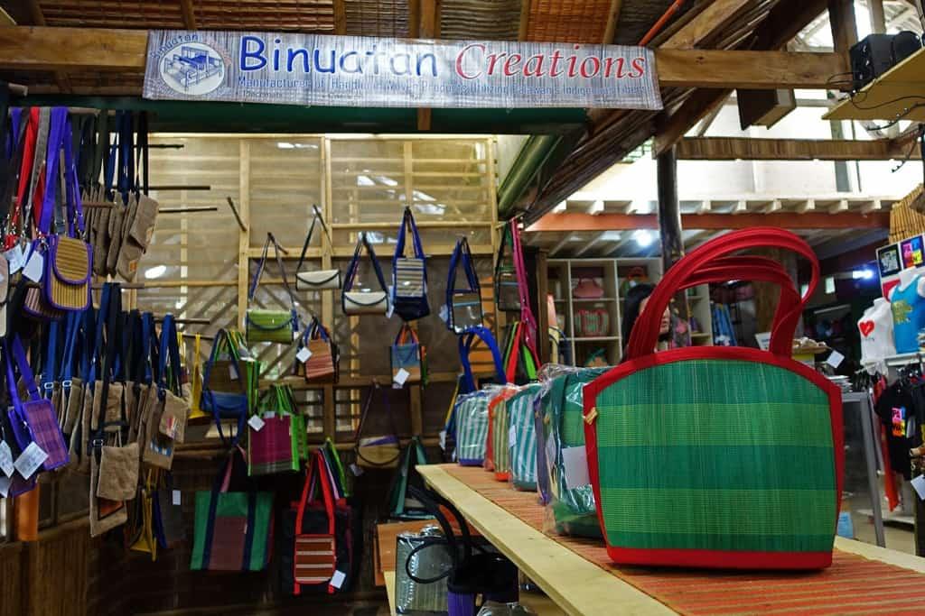Binuatan Souvenir Shop, Puerto Princesa