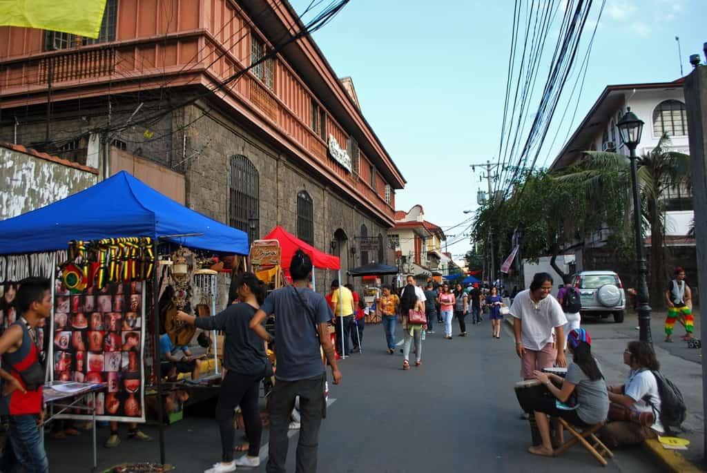 Intramuros, Philippines